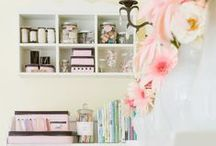Craft rooms and Offices