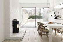 Dining Room Inspiration / Dining inspiration for blissful brekkie's, long lunches and dinner parties to die for!