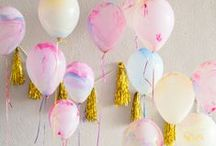 P is for Party! / by Becky Easton