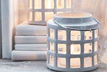Candle Lanterns and hurricanes / Stylish candle lanterns and hurricanes  / by Nordic House