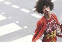 African Style. / We are always inspired by African fashion. From vibrant fabrics to bold accessories, we love it all!