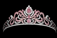 Crowns & tiaras - colored gems / by Sherri Port