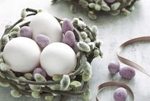 Easter Ideas / Scandi Easter gorgeousness!