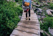 hike it! / by Paula Leme