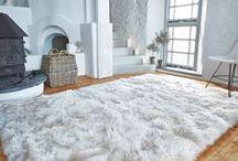 Nordic House - Luxurious Sheepskin / Gorgeous, luxurious sheepskins for every season. / by Nordic House