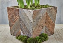 Reclaimed Wood / Use gorgeous reclaimed wood to bring texture and depth to your interiors. / by Nordic House