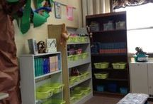 Classroom Library / Ideas for your classroom library.