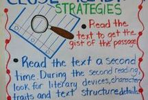 Close Reading / Ideas and resources for close reading.
