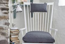 Scandi Furniture / Stylish & über cool Scandi furniture for inspirational spaces.