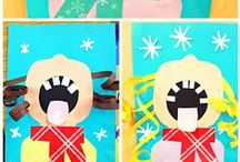 Christmas and Winter Crafts / Christmas crafts for kids