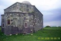 ORDU-Yason Burnu / Yason Burnunda bir kilise ve deniz feneri bulunmaktadır