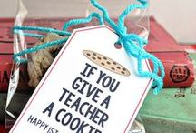 Back to School Treats / Cute ideas for the primary teacher.
