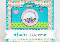 {Q&C} Camera Kit / Make shaker cards and shaker embellishments for your scrapbooking layouts with our Picture Perfect kit.