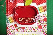 {Q&C} Fruit Basket Shaker Card Kit
