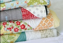 quilts / i am amazed at the time, energy and talent that it takes to create a quilt. i would love to find more time in my life to quilt...