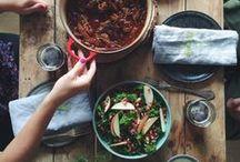 feast / by Kathryn K