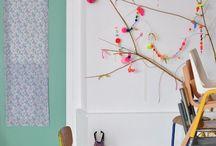 at home | happy home / happy, colourful interior design & home decor