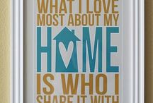 For the Home / by Nicole Smith
