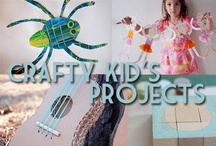 kids crafts / by Nicole Smith