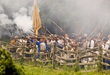 Revolutionary War Reenacting/Living History / by Fine Country Living Primitives