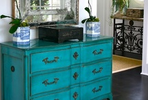 furniture / by Betty Burchett