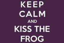 Feelin' Froggy? / by Joyce Wagner