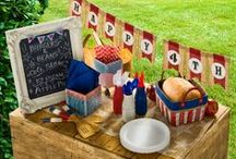 PartYdeas / Tips that will make the party be remembered. / by Kanelafina