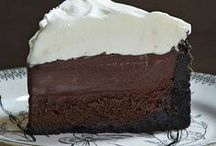 Chocolate Recipes / by Renee Rogers