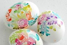 Spring Ideas / Home Decorating Ideas and Crafts for Spring