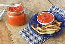 sauces, dressings, gravies, and condiment type things / by Renee Rogers