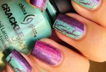 Nails / Pretty nail art that I like.