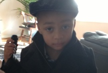 Kid Bonanza, clothing, etc