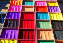 Variedades Coloridas... / by Izabel Cristina