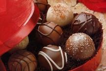 Chocolates... / by Izabel Cristina