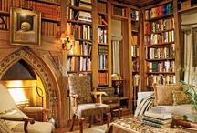 Bibliotecas, Livros... / by Izabel Cristina
