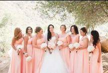 Bridal Party Inspiration / Bridal Party Inspiration