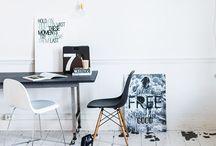 at home | interior / pretty interiors & home decor