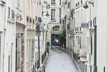 odds & bits | paris, paris / all about the city of lights
