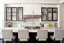 Interesting Kitchens on Pinterest