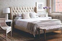 { for the: bedroom } / my board dedicated beautiful master bedroom ideas / by Megan Lindblad