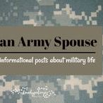 Being a Military Spouse / This board will include information about being a military spouse from my site and others.