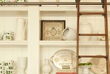 Cabinets & Bookcases / by Jean Baethge