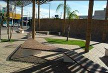 Street Furniture / Mobiliário Urbano