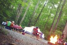 "Let's Go Camping / Everything camping from campers, trailers, tent camping, camping sites, ""glamping"", camping tips, and more! / by Mel Lockcuff"