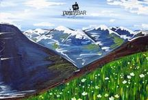 Paintings -- Spring. / We are very seasonal at The Paint Bar! Here is a selection of our Spring paintings.