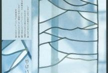Korean pojagi / bojagi / jogakbo / Korean patchwork and wrapping cloths