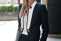 Professional chic / by Solange Petrosspour
