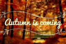 Autumn Quotes & Sayings / by Jill