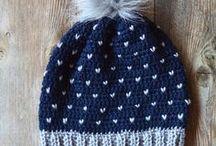 Hats of Crochet / crochet hat patterns