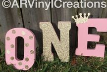 Maddie- one year old party ideas